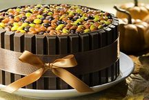 Cakes / by Angelique Tatum