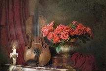 Love of the Violin / by Vasaliki Proitsis-Teal