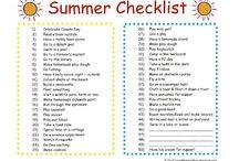 Summer Fun / by Melissa Scollard