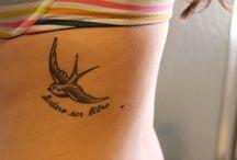 tattoos / by Amanda Sharpe