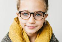Kid Glasses / by Stephanie Cavrudatz