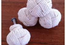 Rope/Twine/Yarn Projects / by Sherri Hall