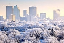 Winnipeg, Manitoba - My Home  / by Crystal Rondeau