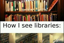 Libraries / by Martina Pysing