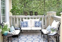 Outdoor Spaces / by Lyndsey Miller Burton