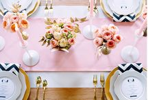 tablescapes / by Lisa Slusher