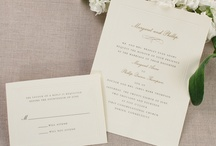 Wedding: Classics / Timeless. / by William Arthur Fine Stationery