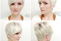 Hair ideas For you Lauren!  / by Misty Driscoll