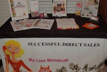 Direct Sales / Direct sales opportunities are everywhere! As a direct sales life coach I help women in home based direct sales businesses thrive! / by Lisa @ Organize 365