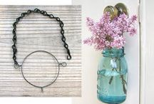 Mason Jar Crafts / by Angie Sandlin