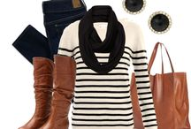 Outfits / by Nadin