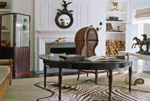 CHI ~ Designer Darryl Carter / by Cornerstone Home Interiors