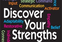 Strengths &  Important Skills / Gallup's Strengths Finder descriptions and skills to develop for the work place and to achieve your goals / by Meredith College ACP