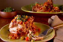 Turkey Dishes / by Debbie Cronley