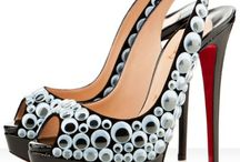 Footware i love, but couldn't walk in / by Kelly Belton