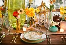 Country Farm Table / by Viansa Weddings