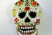 Day of the Dead / by Texas Ceramics