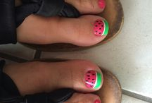 nail ideas for Val and me / by Peggy Feagin