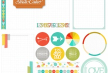 Studio Calico printables reference! / by Lane Ross