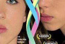 lesbian movies / by Irma La Femme