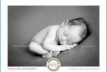 newborn photos / by April Snow