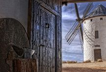 tiltingatwindmills / by paul court