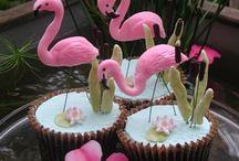 Flamingos / by Jane Hawley
