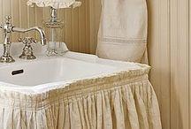 Bathroom Ideas / by Rebecca Brywczynski