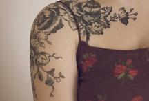 tattoos. / by Elizabeth Lyn