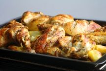 healthy recipes / by Diane Bogner