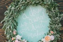 Wreath Love / Creative & beautiful wreaths that inspire us! / by Owens Flower Shop