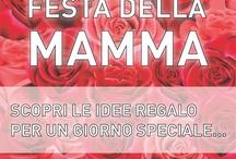 la festa della mamma / by Coin