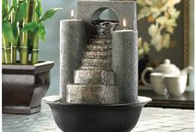 Indoor Fountains / Indoor Fountains for everyday discount prices, selection of indoor water fountains for your home. Cascading waterfall designs, indoor floor fountains and more. Indoor water fountains make a bold and elegant statement in your home or office / by URGifts4allSeasons