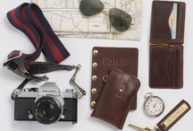 ready. set. travel. / by J.W. Hulme