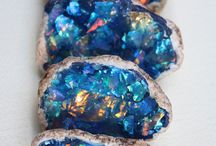 MY PRECIOUS crystals, gems, metals / by Carla Kinnee