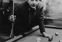 Billiards / by Sandy Churchill