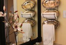 Bathrooms / by Stephanie Haag
