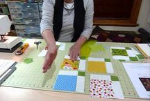 How to Quilt / by Roxanne Jones