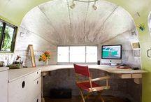 My Camper Office / by Kimberly Ditsworth