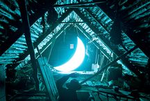 Moon. Light. Bright. / by Nichole Rhodes