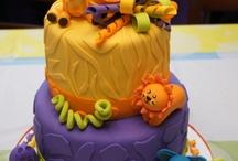 Kai's first birthday ideas / by Aleyta Brown