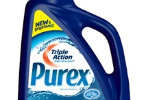 My Purex favorites / I like purex products cause they are affordable, leave my clothes clean and smelling so good!! / by Isabel Holliman