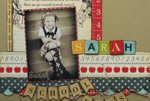 Scrapbooking / by Misty Lawrence