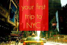 New York City / by Rachel Sliger Fagerberg