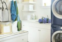 Laundry room / by Melissa Prigmore