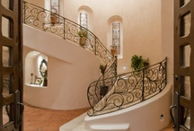 Doorways And Staircases / by Donna D Sadler