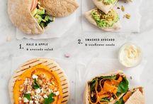 lunch / by My Darling Vegan