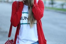 Fashion  / by Christina MacLean