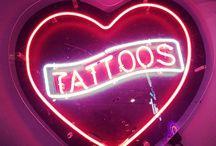 tattoos / by Stephany Martin