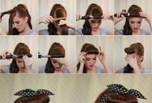 hairstyles to do at a salon for kk / by Lisa Perez